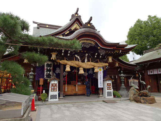 福岡県・博多を観光☆1泊2日女子一人旅・Part2