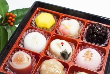 【わたどう】4話の七夕和菓子フェアで登場した和菓子は?
