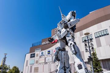 動くガンダム横浜に!混雑状況と所要時間は?場所やチケット購入方法も!