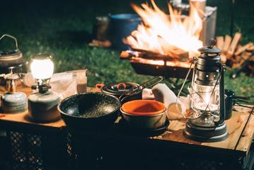 着飾る恋には理由があって|ロケ地(3話)キャンプ場と露天風呂!