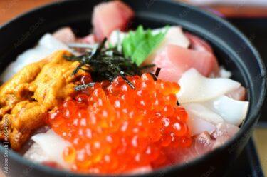 それスノ|海鮮丼(沼津・三崎・銚子)ロケ地(撮影場所)と食べた海鮮丼